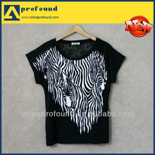 Women T shirt 2013 New Design sexcy lace t shirt
