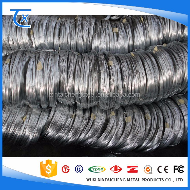 Electro Galvanized Hot Dipped Alloy Steel Wire Rope Per Ton