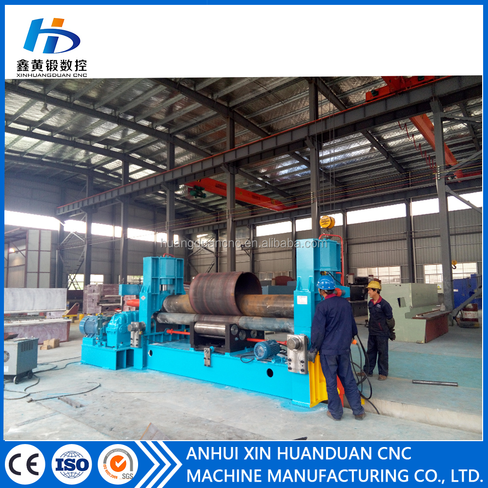 Lower price 6x3200mm small steel plate rolling machine price/plate rolling machine 6mm