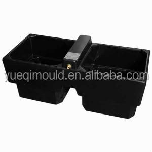 customized rotational moulding water trough, cow drinker
