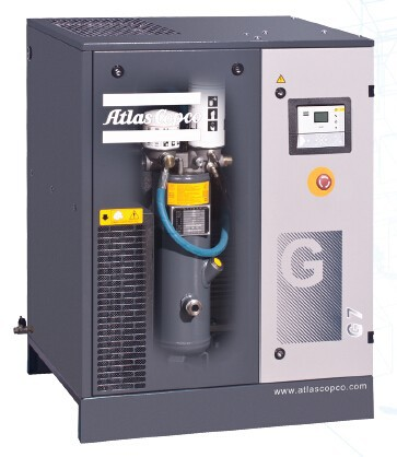 G7 series atlas copco screw air compressor 36CFM