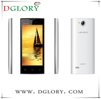 LEAD4 3.97 inch MT6572 Dual core 1.0Ghz Processor 800*480 512MB/4GB hot selling mobile phone