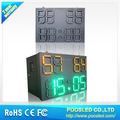 electronic scoreboard wireless remote control/manual score board/rental led scoreboard