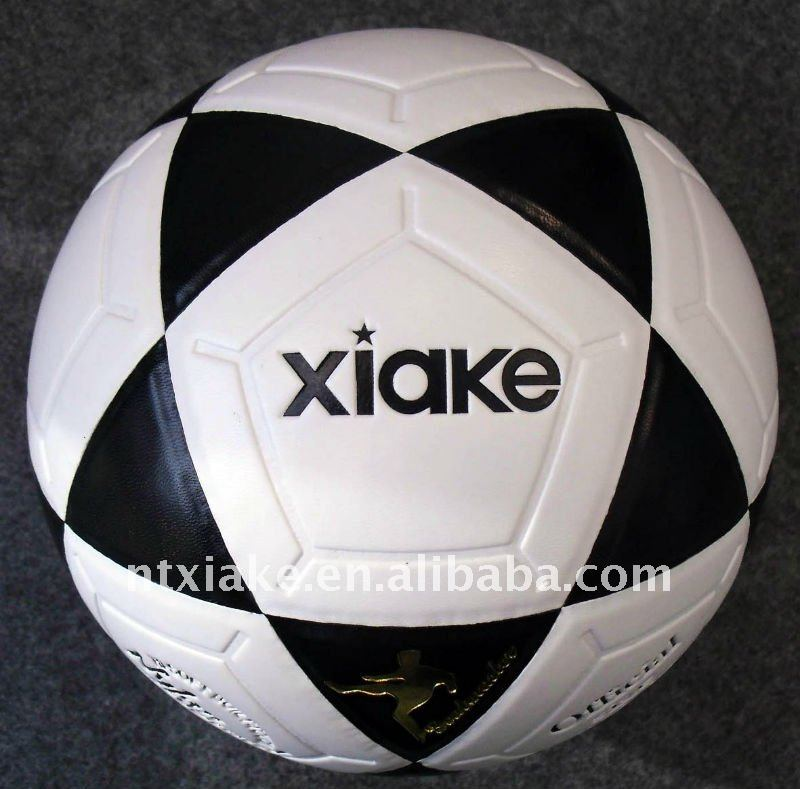 PVC training soccer, TPU size 5 soccerball, PU football machine stitched soccer ball