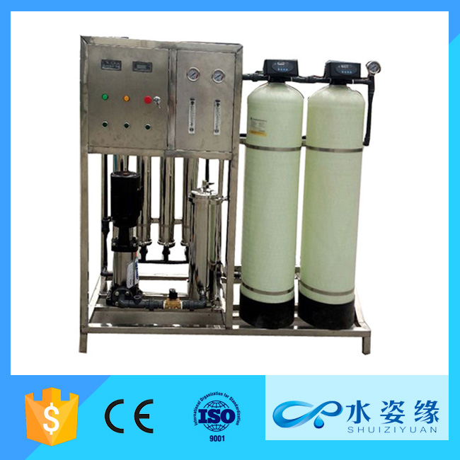 500LPH Reverse osmosis pure water filtration unit