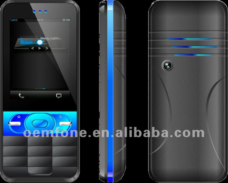 2.4 inch 2012 new arrival JAVA mobile phone