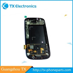 Wholesale original lcd display assembly for samsung GALAXY S5560,touch screen digitizer replacement parts for GALAXY S2/I9100