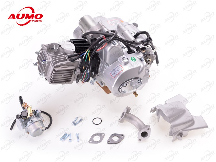 Cheap 152fmh 110cc Atv Engine Motorcycle Engine Parts For ...