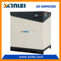 7.5hp 7 bar pressure air compressur XLAM7.5A-A9 screw drive 5.5KW ac powered machine 230v 50hz