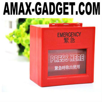 LF-013 money box Fashionable square emergency money box