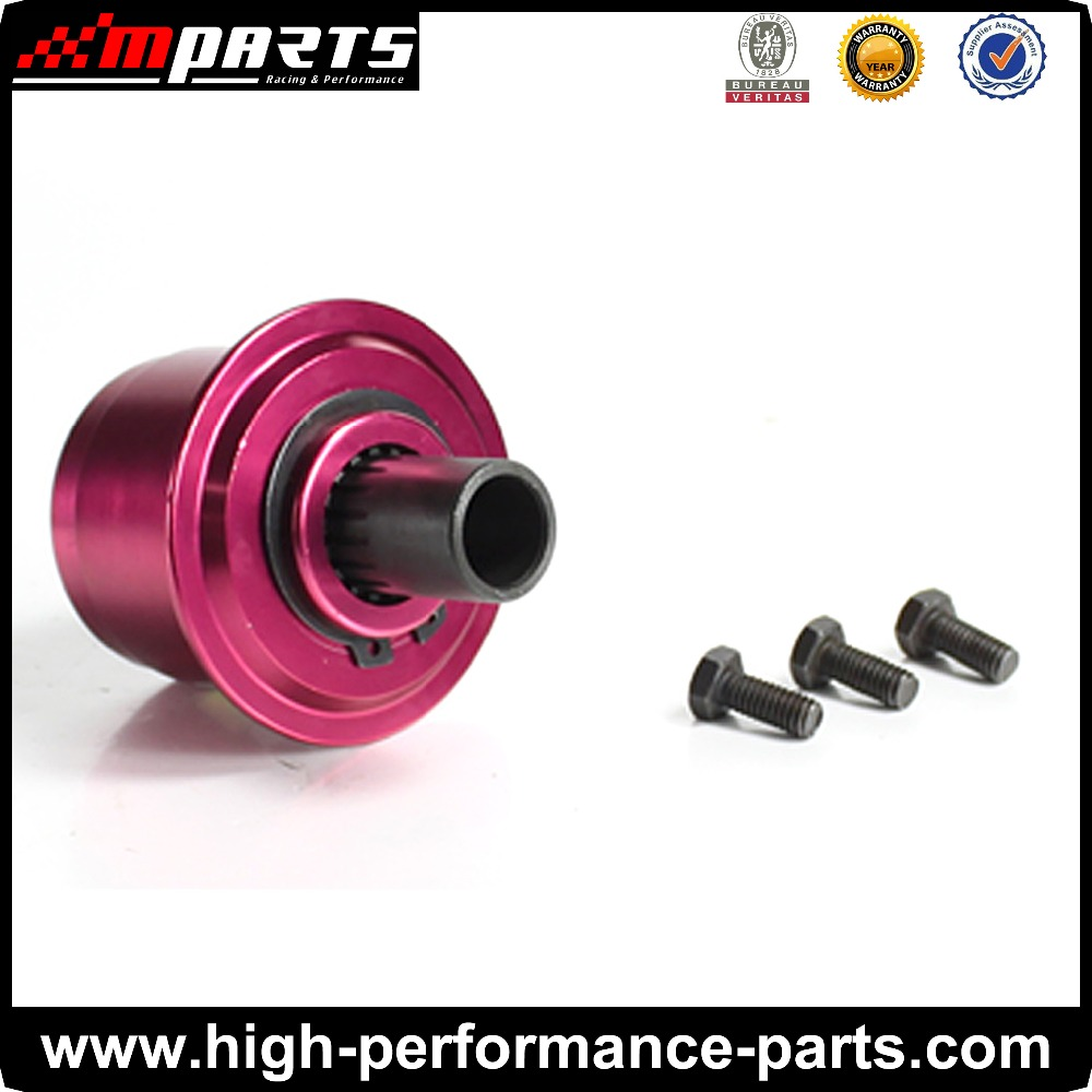 Mparts Alloy Aluminium Auto Steering Wheel Hub Boss Kit