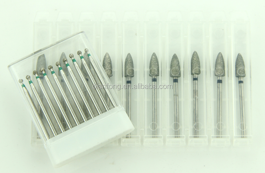 upgrade HP coated diamond dental abrasive bur