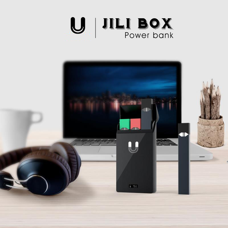 2017 Most hot Jili box J-u-u-l power mod with fast shipping