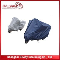 Cheaper professional three wheel motorcycle cover