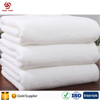 100% cotton hotel bathroom towel sets/3pcs/luxury high quality quick-dry eco-friendly white cotton hotel towels