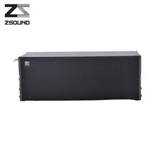 Zsound LA212 passive line array neodymium speakers