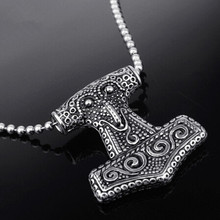 Manufacturers of 316L stainless steel Mayan stone pendant necklace