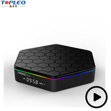Hot sale World max international best custom internet tv converter ott 4k smart kodi android tv box