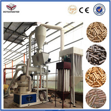 3t/h Output Straw Wood Alfalfa Hay Machine Pellet Mill