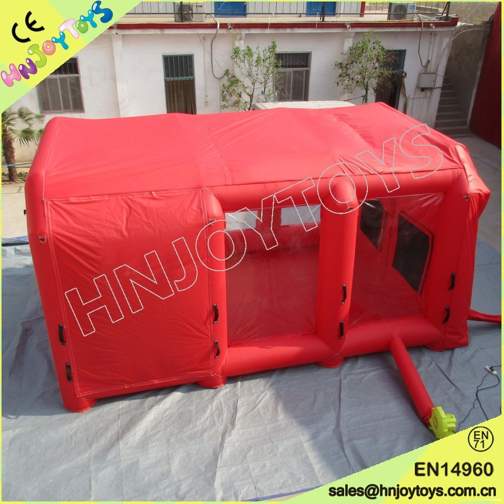 Mobile Inflatable Paint Tent for car repaircheap paint boothused car paint booth for sale & Mobile Inflatable Paint Tent for car repair for salebuy Mobile ...