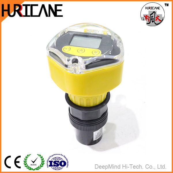 ultrasonic water tank level meter level transmitter ultrasonic fuel level sensor