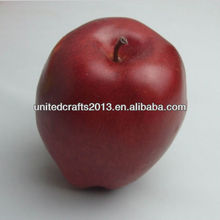 Decorative fruit and vegetable, imitation apple artificial fruit