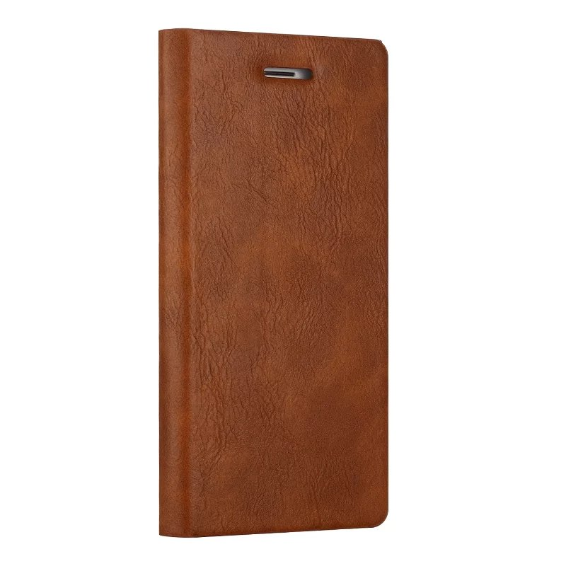 Brief Business Style PU leather phone case for iphone7