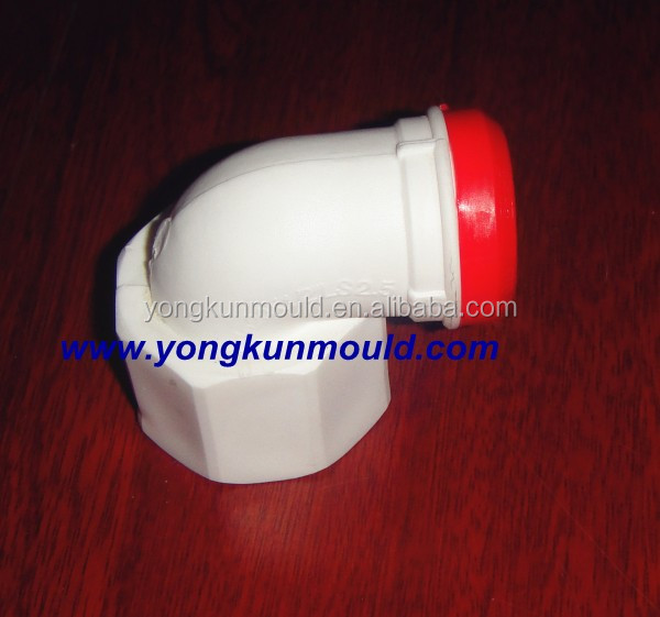 Professional ppr elbow mold making