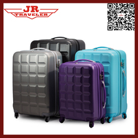 business design luggage /abs pc travel suitcase /luggage suitcase sets