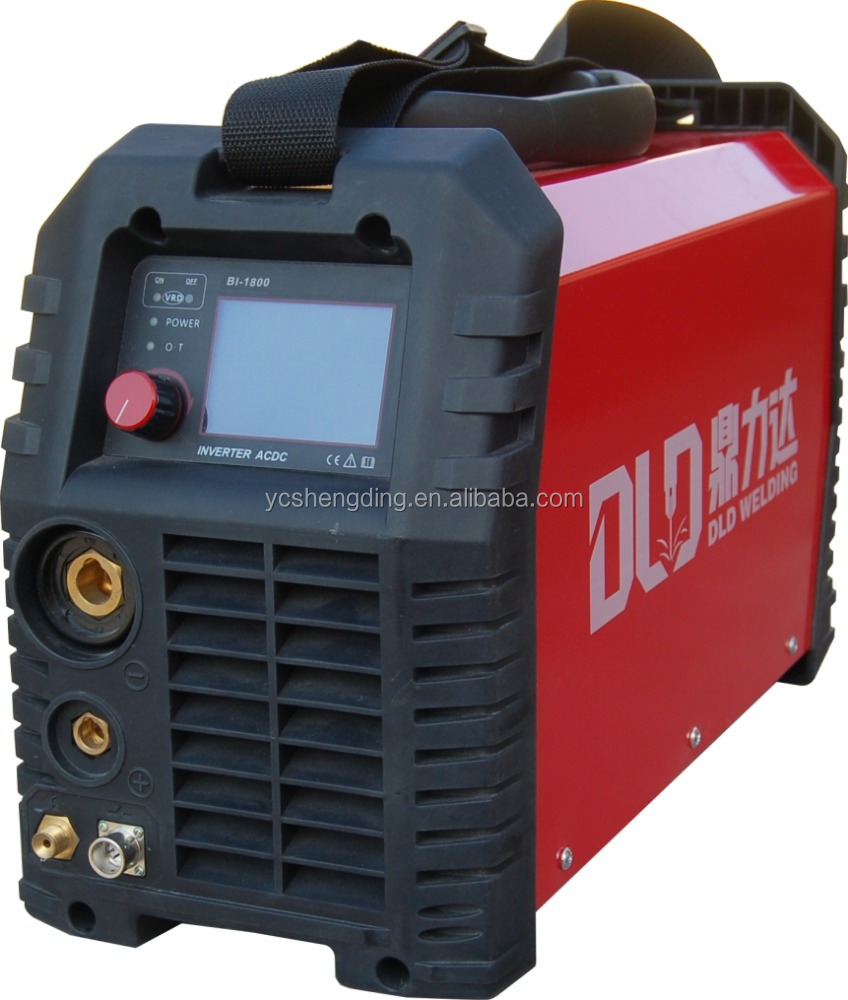Inverter multifunction 180A AC DC <strong>Welding</strong> machine with LCD screen