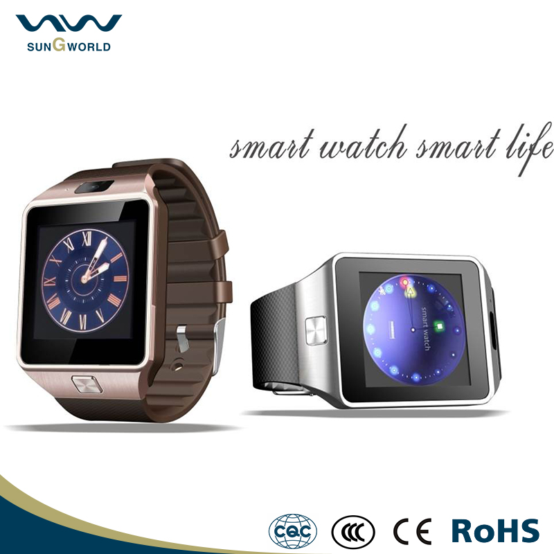 Shenzhen W02S MT2502C android 3G watch phone new sport watch pk u8 camera and sim card slot smart watch
