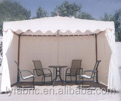 Best sell and High quanlity White Party Tent /Finish Tarpaulin Tent