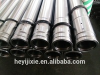 chrome plated pipe