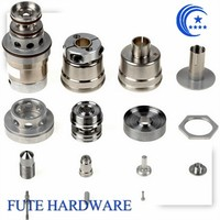 High Precision Cnc Parts Metal Fabrication