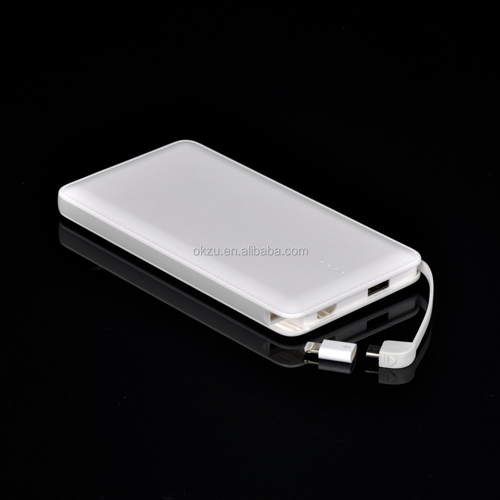 Shenzhen factory supply backup battery 10000mAh powerbank for ipad/smartphone
