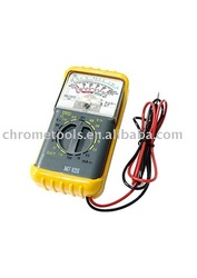 high quality analog multimeter