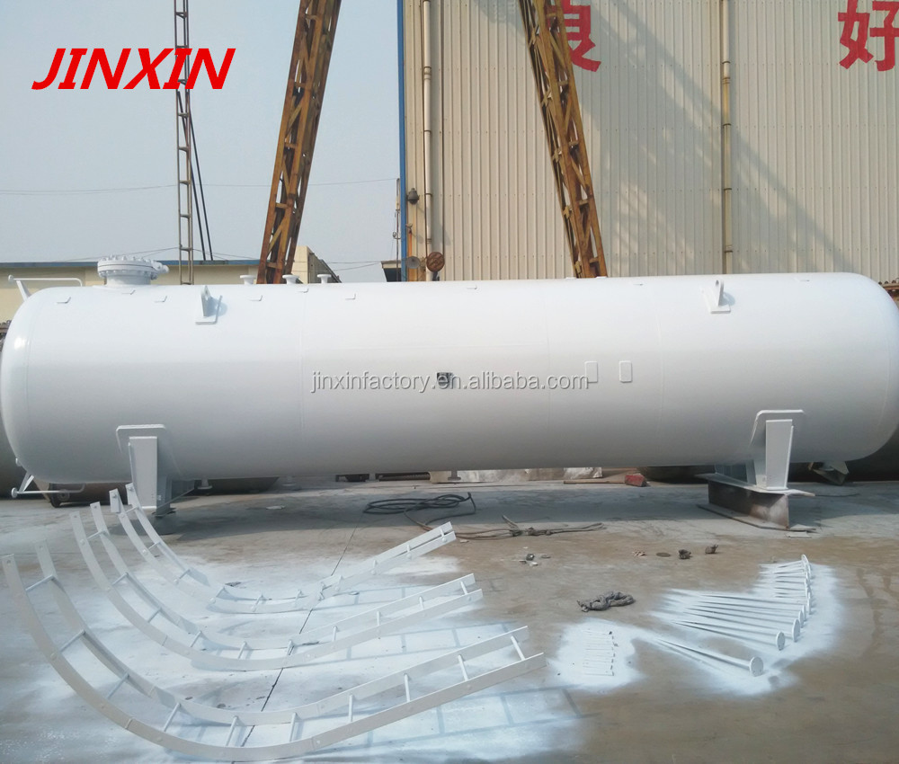 15cbm LPG storage gas tank