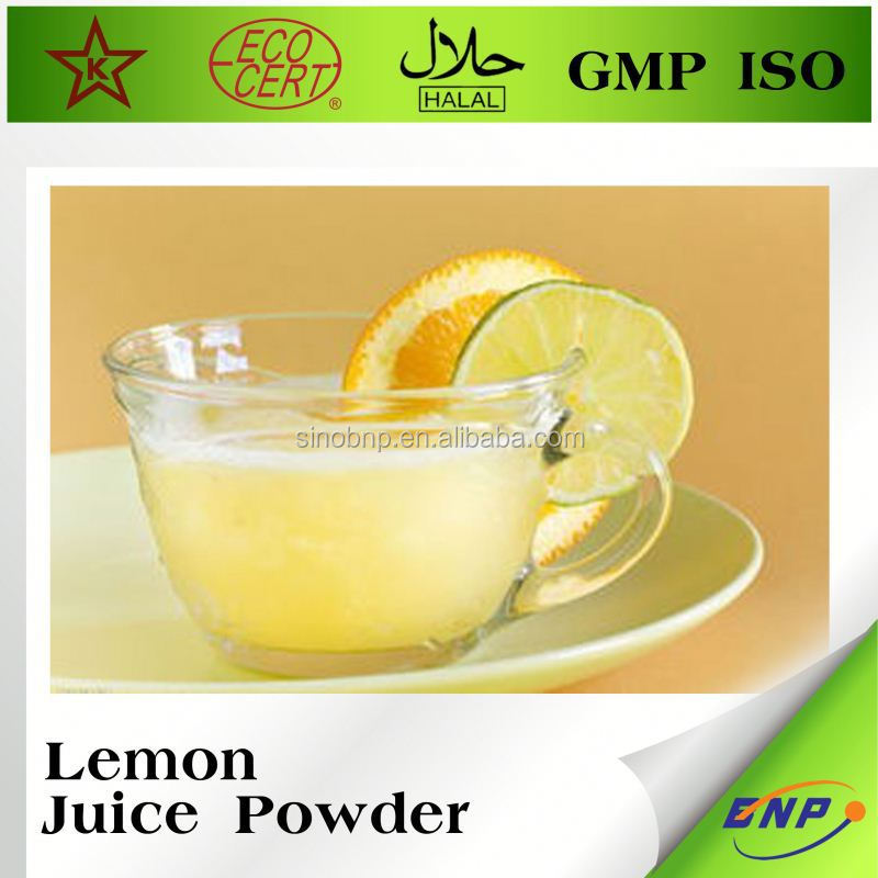 Organic Lemon Juice
