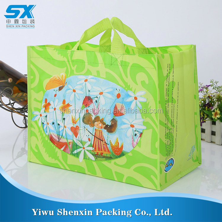 High cost-effective foldable non woven bag hot selling products in china