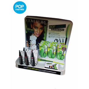 Wholesale OEM Store Custom Acrylic Counter Display for Makeup