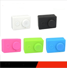 China Alibaba Xiaomi Yi Silicone Waterproof Case for Action Camera