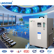swimming pool water disinfection ozone generator