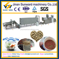 Best quality fish food line, fish feed machine/fish food line