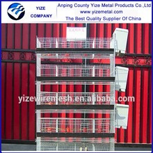 Wire breeding wire mesh mink cmink house/cages for sale in europe