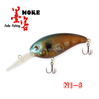 100MM ABS High quality lure fishery