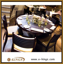 Customized high end restaurant furniture