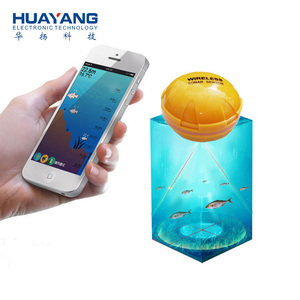 High quality Smart Cell phone fish finder wireless fishfinder