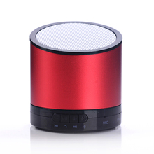 N6 My vision wireless microphone portable speaker microphone/bluetooth audio receiver/small aluminum speaker system