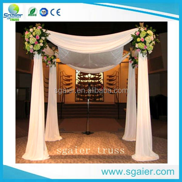 pipe and drape kits, wholesale pipe and drape for wedding tent