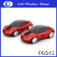 USB wireless computer mouse car design